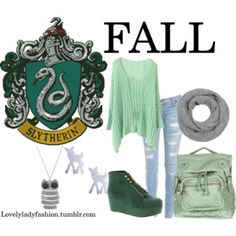 Slytherin Seasons - Fall