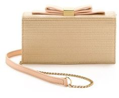 See by Chloe Nora Smart Clutch