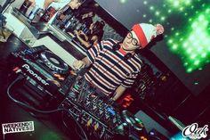 Halloween at Oak Lounge Milwaukee | Where's Waldo | DJ WhyB