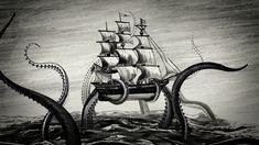 The Kraken Attack .GIF