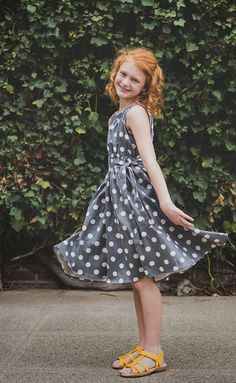 Favorite made-in-USA clothing brands for kids: Ses Petites Mains exquisite clothes for girls