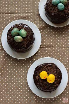 An Easter Egg Cake for Easter