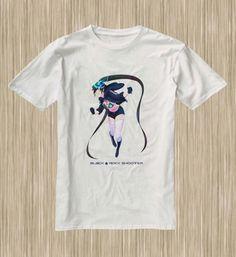 Black Rock Shooter Anime Manga T Shirt 08