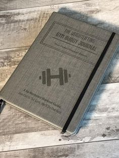 The Weightlifting Gym Buddy Journal - Habit Nest Weight Training Workouts, Fun Workouts, Fitness Tracker, You Fitness, Fitness Plan, Weightlifting Gym, Personal Training Programs, Gym Buddy, Daily Exercise Routines
