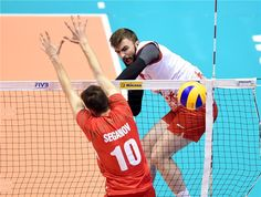 News - Uros Kovacevic leads Serbia to fifth straight World League victory - FIVB Olympic Volleyball, Volleyball Players, Volleyball Wallpaper, Serbian, Dream Team, Victorious, Olympics, Blues, Fan