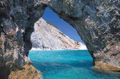 Lalaria Beach, Skiathos island Greece