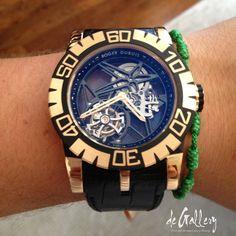 Roger Dubuis Tourbillon #patekphilippe #patek #ap #audemarspiguet #hublot #rolex #RM #RichardMille #cartier #breitling #bellross #francmuller #breguet #lange #tourbillon #watch #watches #panerai #iwc #greubelforsey#doettling #lindewerdelin #travel #luxury #miami #thegoodlife #ferrari #porsche #art by degallerymiami