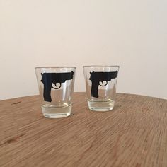 Shots, shot glasses!