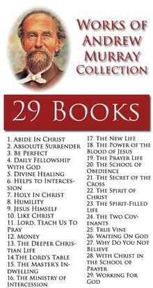 29 ebooks Andrew Murray