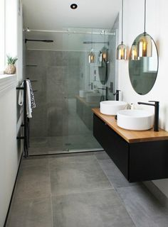 Below is a tiny washroom design that said that reasonably satisfies an easy, minimal, modern and lavish interior style.