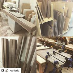 #Repost @kahlerid with @repostapp ・・・ #walnut #wallunit #stain #woodparts #woodworking #cabineteffects @cabineteffects Woodworking, Desk, Furniture, Home Decor, Desktop, Decoration Home, Room Decor, Table Desk, Home Furnishings