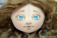 Olhem que capricho o tutorial de pintura de rosto desta doll.                                       créditos