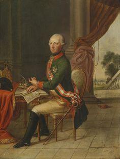 Portrait of Emperor Joseph II on Schreibtisch.jpg