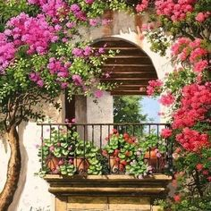 French balcony moment love