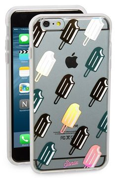 Free shipping and returns on Sonix 'Popsicle' iPhone 6 Plus Case at Nordstrom.com. An icy-cold sweet treat lends summertime flavor to a rigid case that features a protective coating and an impact-resistant bumper—everything you need to guard your iPhone 6 Plus against scuffs and scratches.