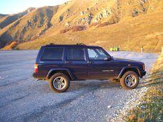 Looks like my old jeep