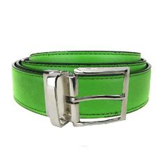 Green summer belt - comes in big + tall