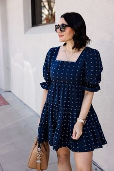 The Only Dress I Want This Spring | Kendi Everyday
