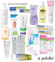 Produtos de beleza para grávidas (+ dicas de uma dermatologista)!