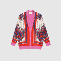 Gucci Women - Reversible oversize cardigan - 434342XR2545141