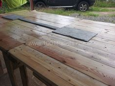 Pallet table | 1001 Pallets