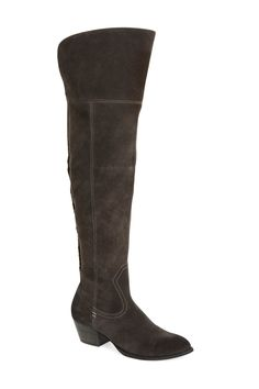 'Silas' Over the Knee Boot