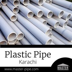 Masterpipe offers Genuine plastic pipe products in karachi. We have the extensive varieties of plastic pipe options that is available to you at a very affordable prices. Hurry! for more exclusive offers call at 923438650000.