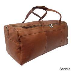 Piel Traveler's Select Duffel Bag