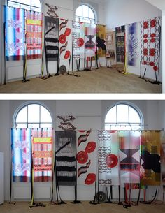 Art Spaces, Textile Fabrics, Art Of Living, Adele, Fabric Patterns, Studio, Image, Collection, Kunst