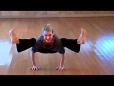 How to do Tittibasana, Firefly Pose or Spider pose