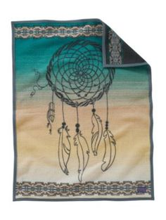 Pendleton Woolen Mills: DREAM CATCHER CRIB BLANKET