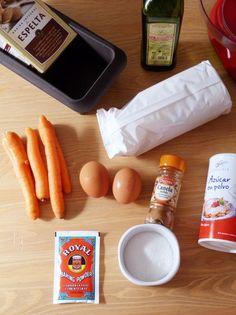 bizcocho de zanahoria en microondas Breakfast Dessert, Breakfast Recipes, Dessert Recipes, Kitchen Recipes, Cooking Recipes, Sin Gluten, Cakes And More, Carrot Cake, Chocolate Desserts