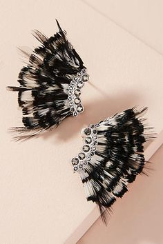 Mignonne Gavigan Madeline Petite Feather Earrings  #ad     http://shopstyle.it/l/uqq3