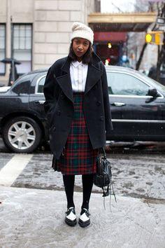 #NYFW #Street Style, Buro 24/7