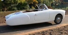 Coronet Sports Excelsior Roadster - 1957