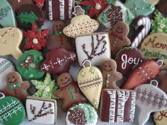 Nordic Christmas Sugar Cookies