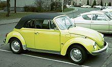 Volkswagen Kever - 1303 - 1972