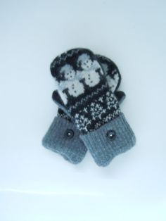 Hey, I found this really awesome Etsy listing at https://www.etsy.com/listing/179197869/upcycled-felted-wool-sweater-mittens