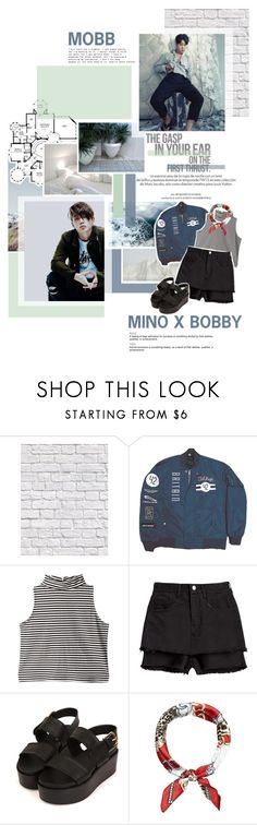 """""""109. my voice, the polar opposite of silence // MOBB."""" by mingyv ❤ liked on Polyvore featuring Milton & King, Louis Vuitton, Sukie, New Look and country"""