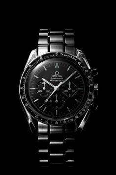 Speedmaster, as if you didn't know..