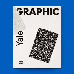 """drawdownbooks: """"Graphic 22: Yale / Available at www.draw-down.com / Concept and design: Yale School of Art, Graphic Design."""