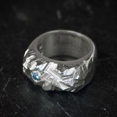 Ice - result of lost wax casting by SusannaSegerholm, via Flickr