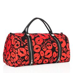 LeSportsac Large Weekender Duffle Bag,Up and Out,One Size -Cute ...