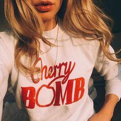 Cherry  bomb @anoukyve