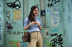 Ask a French Girl: http://www.manrepeller.com/minor_cogitations/french-girls-guide-to-summer.html