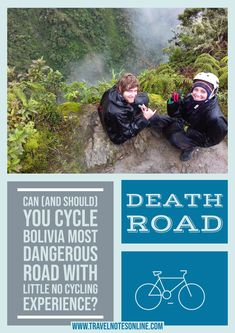 Can (and should) you cycle Bolivia most dangerous road if you have little to no experience with cycling? #boliva #deathroad #cycling #hiking #southamerica #backpacking Dangerous Roads, Once In A Lifetime, Bolivia, South America, Need To Know, Backpacking, Cycling, Death, Hiking