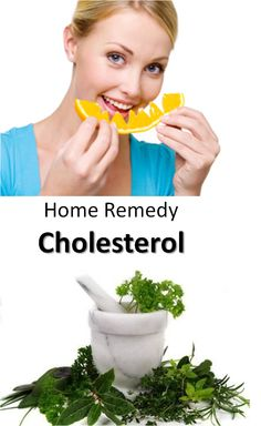 Simple Home Remedies to Cure Cholesterol