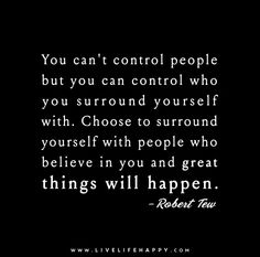 You Can't Control People