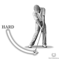 Swing at the ball aggressively. This is in contrast to tentatively proceeding with your swing while being overly careful as you progress through.
