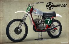 the '60s, CZs were legendary at the hands of Joel Robert and Roger DeCoster
